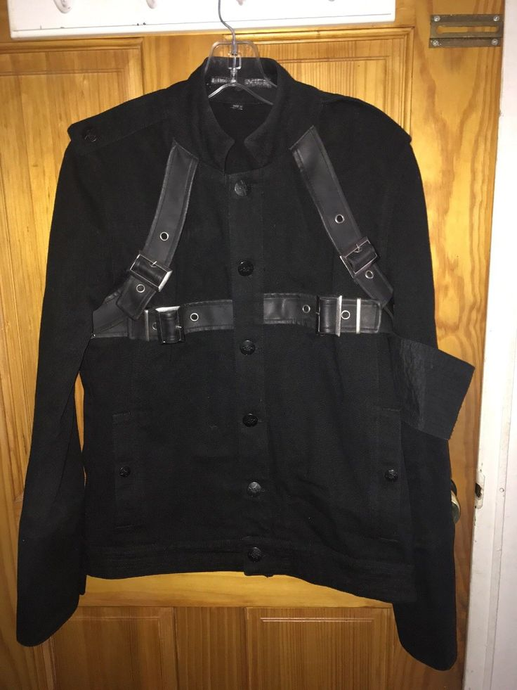"""LIP SERVICE Dead-Nation """" Death In The Arena"""" jacket #M70-4-01"""