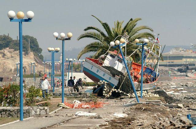 IMAGENES DE TERREMOTO EN CHILE EN 2010 - CHILE POST™