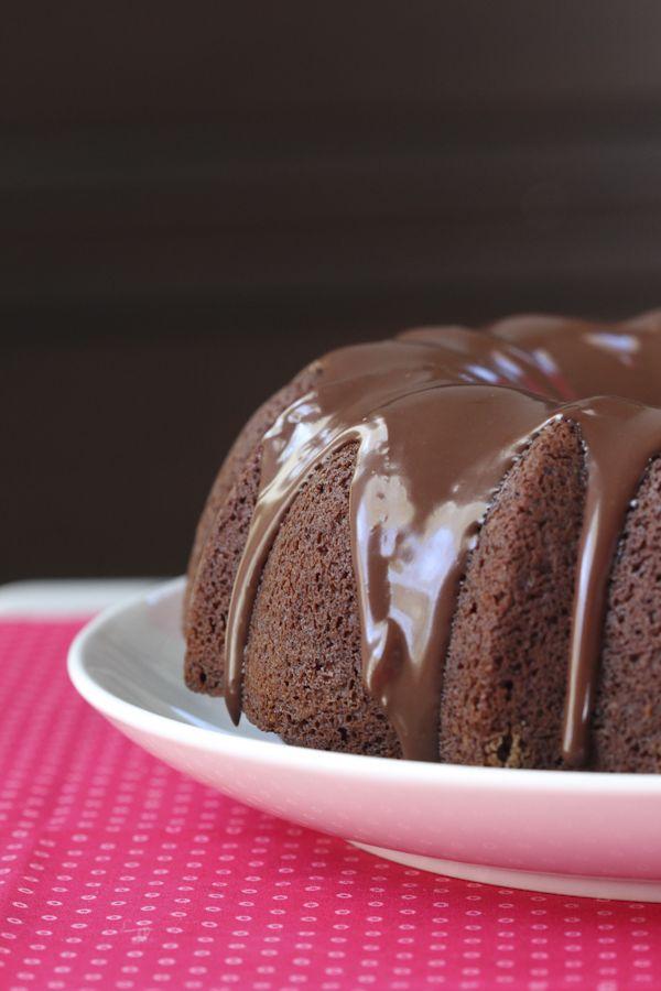 Death By Chocolate Rum Cake Recipe