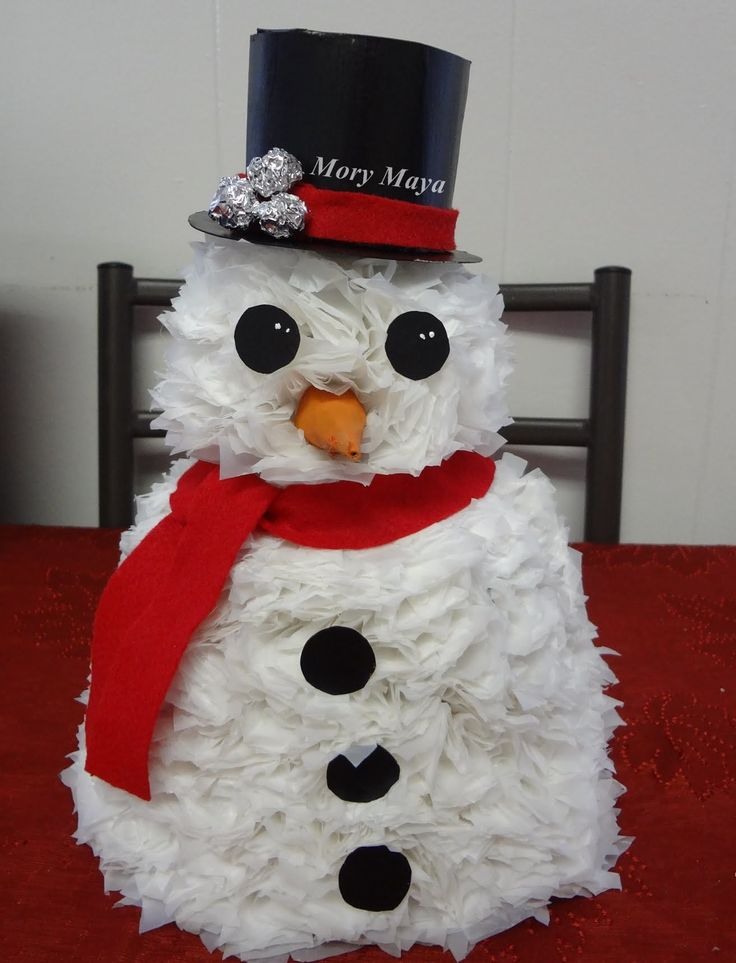 25 best ideas about snowman tree on pinterest snowman - Como hacer un muneco de nieve ...