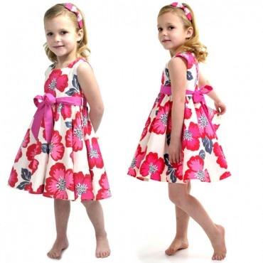 RYB Pink Floral Mad Men Dress  $49.99 Limited Sizes Left