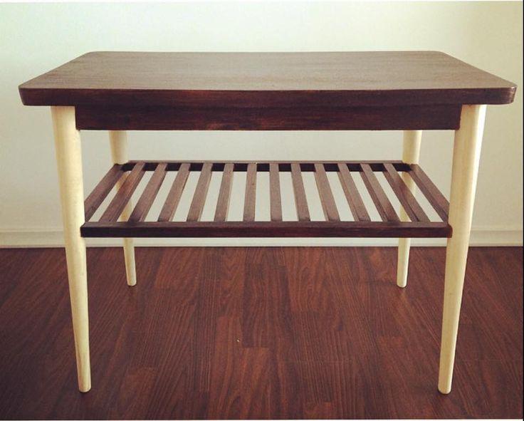 #Mesa de arrimo estilo #Nórdico #Arrimo #SideTable  Largo: 0,80cm Ancho: 0,40cm Altura: 0,65 cm.