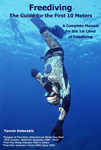 Looking for the Current Top Rated Freediving Books List for 2017?