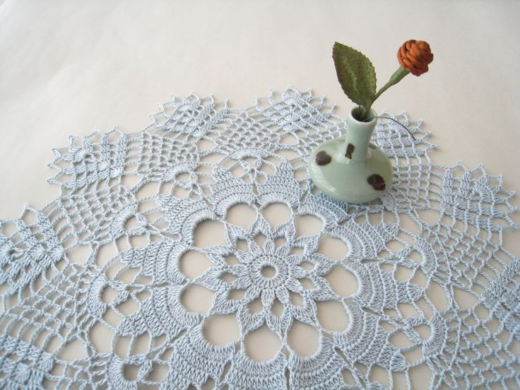 Shabby Chic Tablecloth Ideas | Request a custom order and have something made just for you.