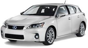 2013 Lexus CT $276/month $0 Down Payment.