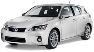 2013 Lexus CT $276/month $0 Down Payment.