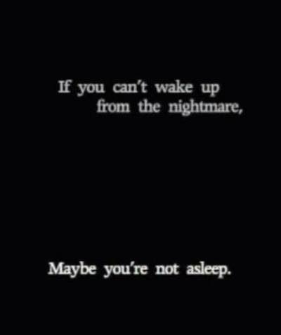 creepy ... love it