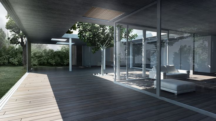 House 1007 by SIMPRAXIS architects | MORFO visualisations