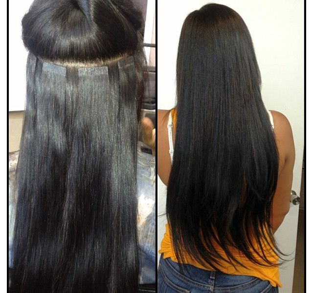 Best 25 tape extensions ideas on pinterest tape hair extensions tape extensions photocred bibiana rocha pmusecretfo Image collections