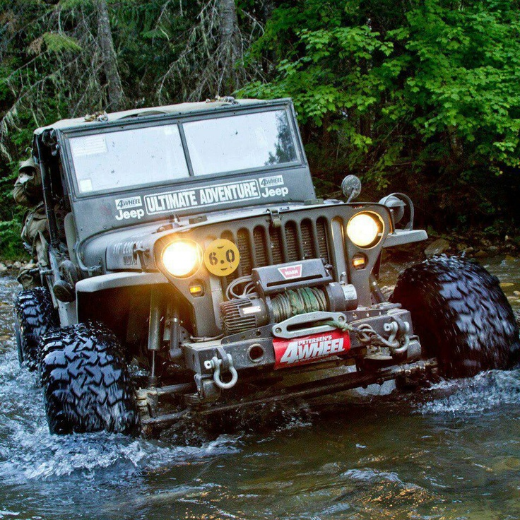 17 Best Images About Jeep Willys MB On Pinterest