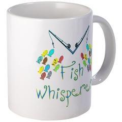 Fish Whisperer Mug $15.00