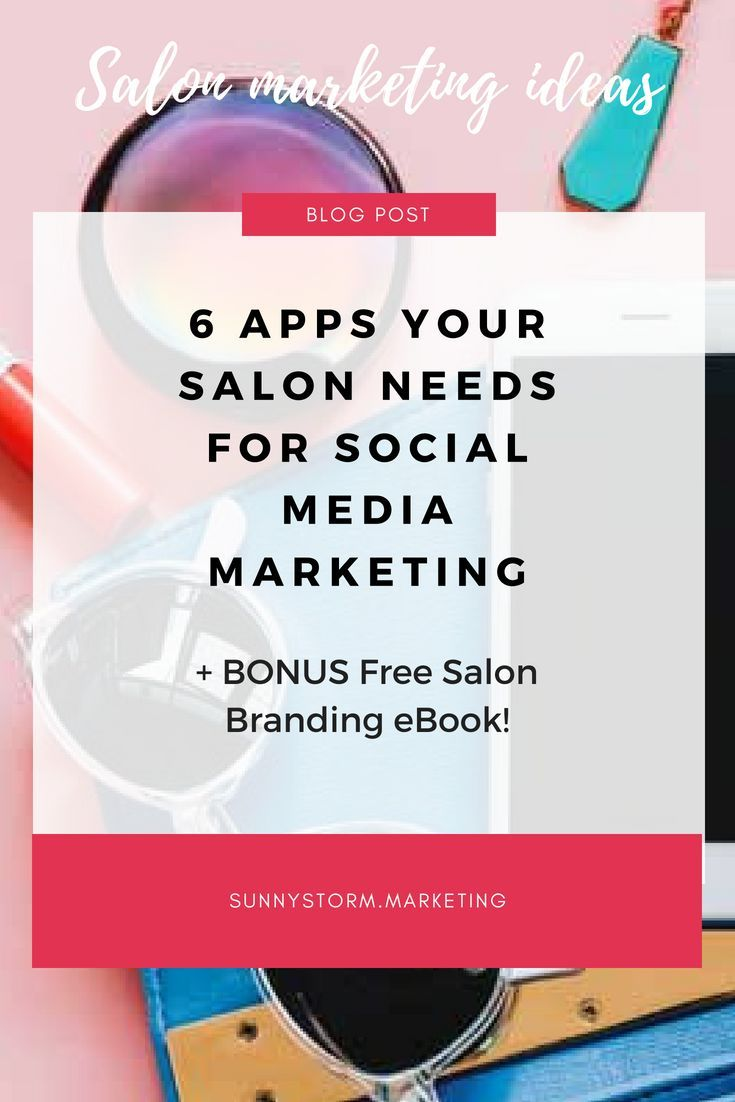 Video marketing for salons: 15 apps you need for awesome Facebook