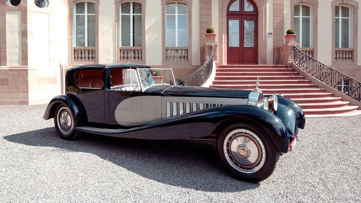 1932 Bugatti Type 41 Royale Wallpaper