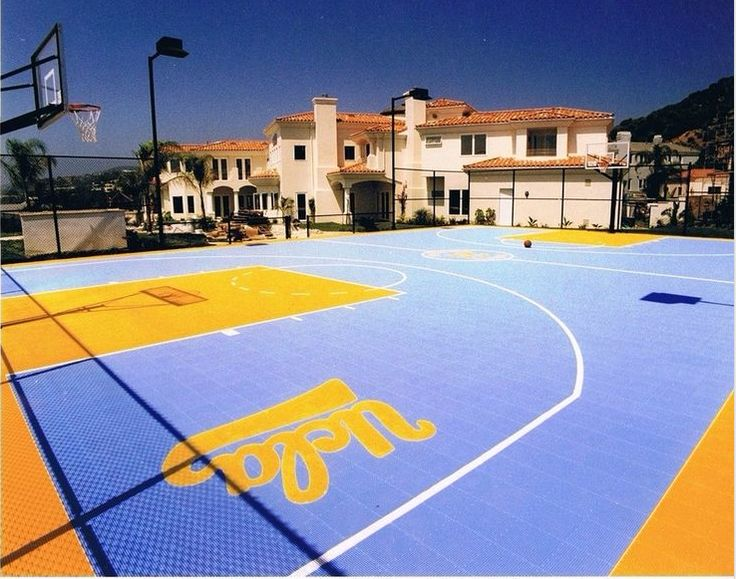 7 best create your own shot images on pinterest backyard for Build your own basketball court