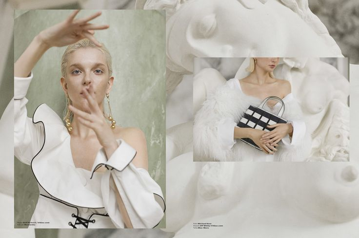 Marcela Stańczyk, Fashion editorial for L'Officiel Poland | Picture That