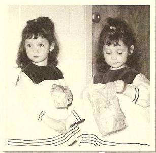 Peggy and Patsy Lynn