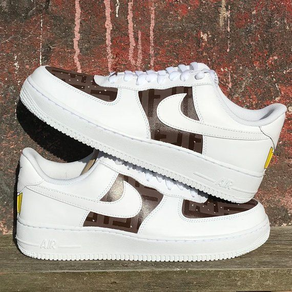 air force 1 uomo custom