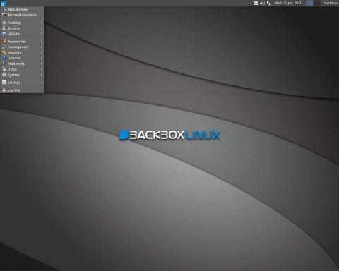 penetration testing software ubuntu
