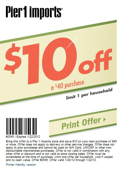 pier 1 printable coupons 1000 images about coupons on aeropostale 24000 | a0819a516d51f62fa545e009fe733cab
