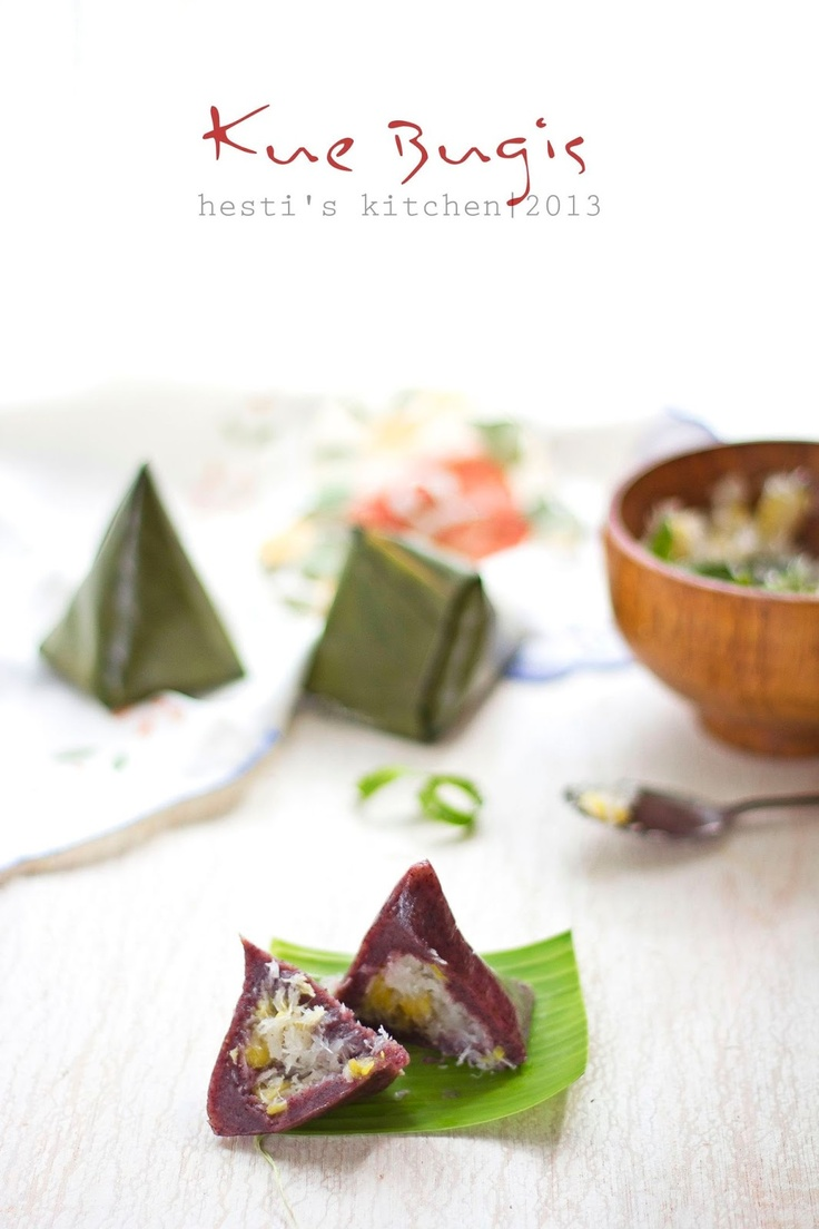 HESTI'S KITCHEN : yummy for your tummy...: Kue Bugis