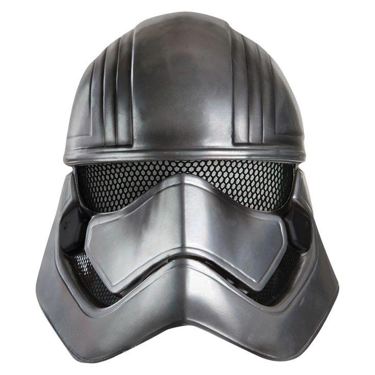 Star Wars: Captain Phasma Kid's Helmet, Girl's, Grey