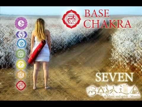 Seven chakras music - BASE chakra - MASALA