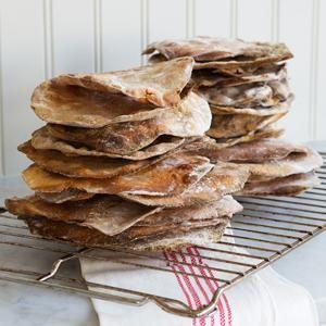 Knäckebröd med fänkål och anis
