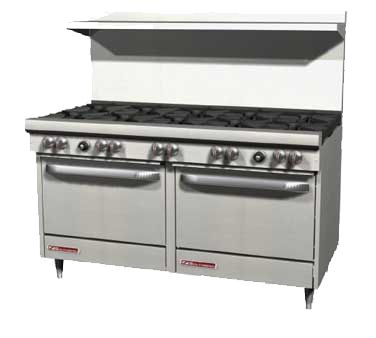 Southbend 60 Inch Commercial Oven Range S60DD