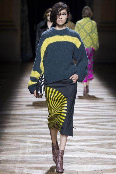 Dries Van Noten Autumn/Winter 2014 Ready-To-Wear Collection | British Vogue