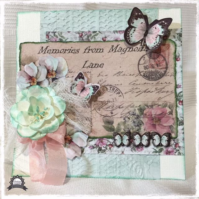 Couture Creations: Memories from Magnolia Lane by Anita Enright