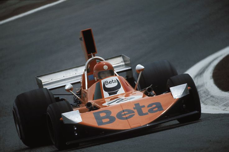 Vittorio Brambilla, March Engineering, March 741 Ford, 1974.