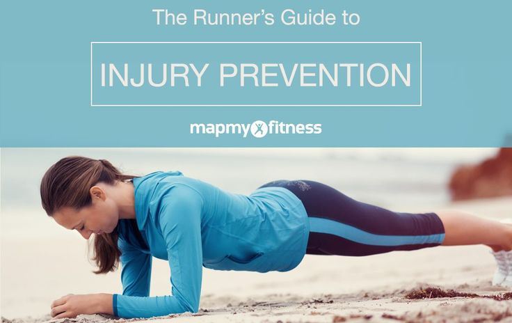 The Runner's Guide to Injury Prevention