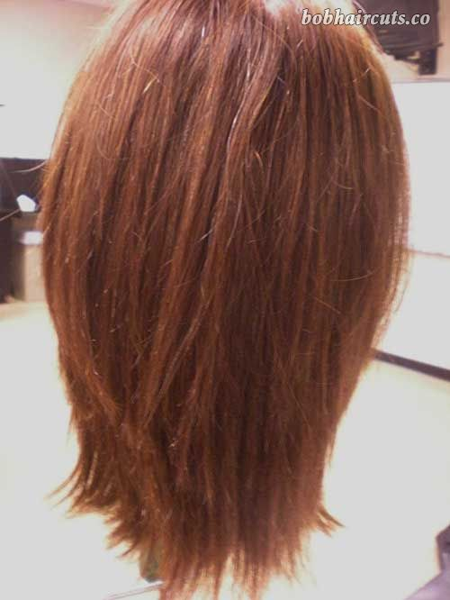 15 Long Bob Haircuts Back View - 8 #LobHairstyles ...
