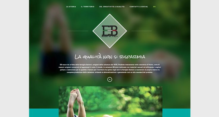 #EbShoes Art Directione & Develop by #AwdAgency