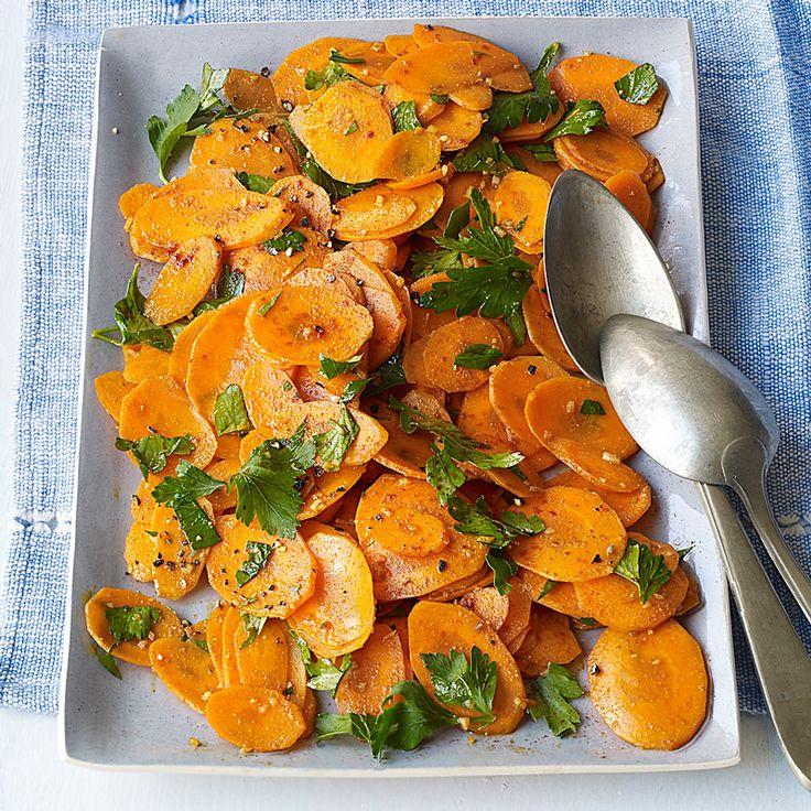 Moroccan Carrots | Healthy Recipes