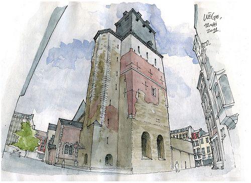 Liège, St-Denis