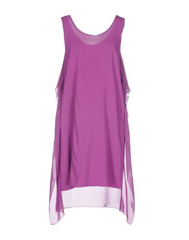 Dress for Women, Evening Cocktail Party On Sale, Violet, Cotton, 2017, 6 8 Jucca