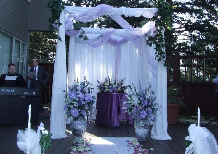 Wedding Chapel Decoration Ideas