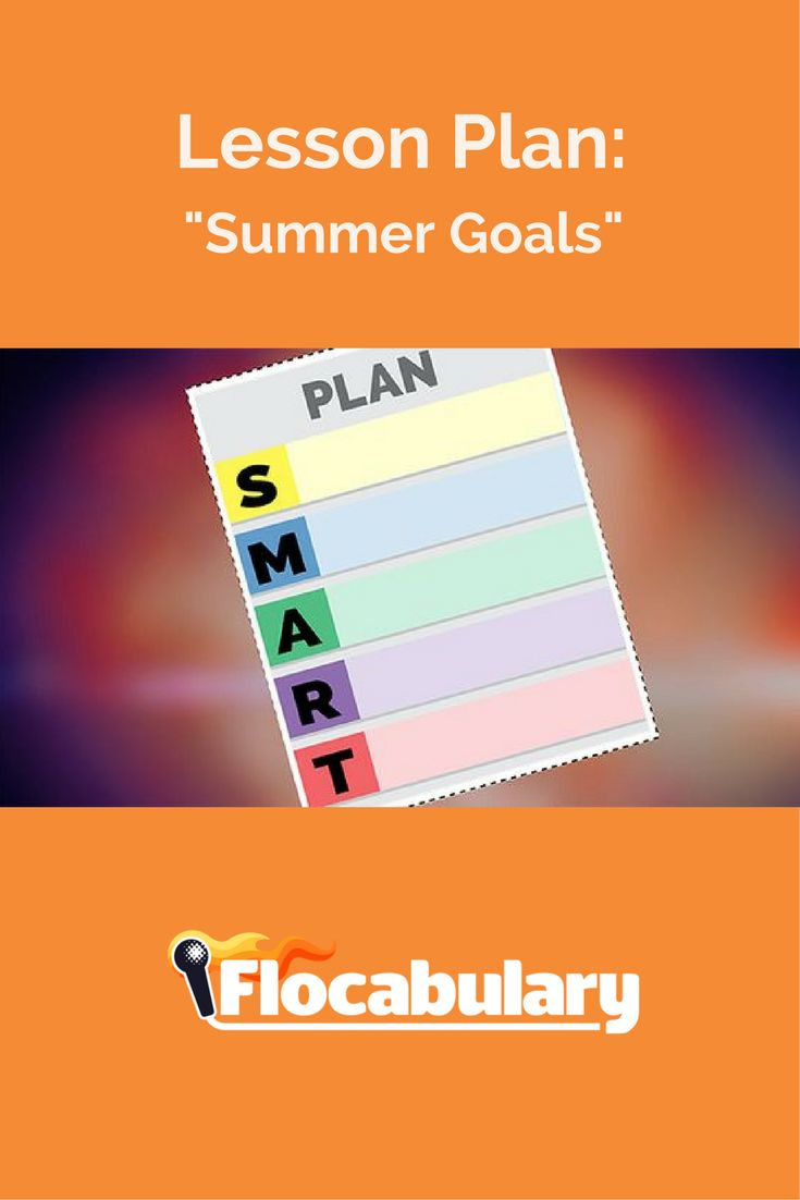 Before saying goodbye to your students at the end of the year, help them make the most of summer break with this lesson plan on goal setting. Students will use Flocab's SMART goals video as a jumping off point to craft goals for the summer that are specific, measurable, actionable, realistic and timely. Working in pairs, students will interview each other about their goals and assess whether they fulfill the SMART criteria.