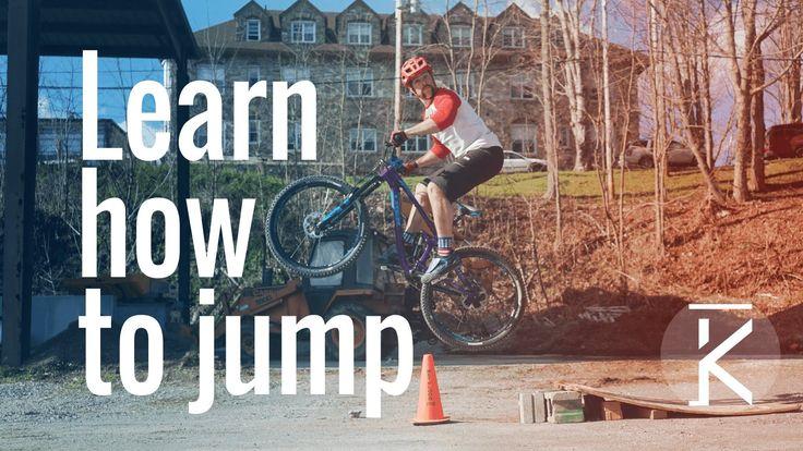 How to Jump a mountain bike beginner tutorial   Skills With Phil #mountainbiking…