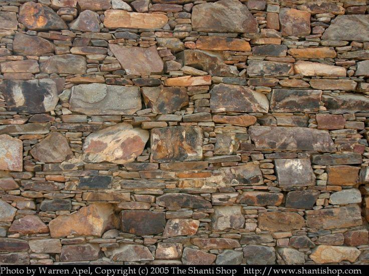 Besondere Tapeten G?nstig : Ancient Stone Wall