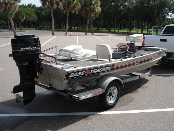 Pictures 17 39 Bass Tracker 17ft Bass Tracker Boat