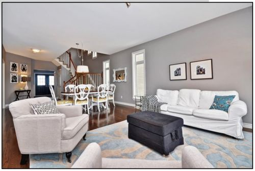 BEAU. design studio   staged to sell