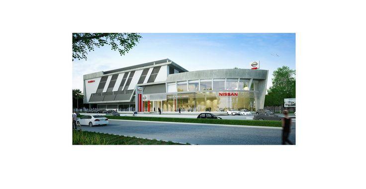 RAFA | Nissan Showroom and Service Center Yannawa