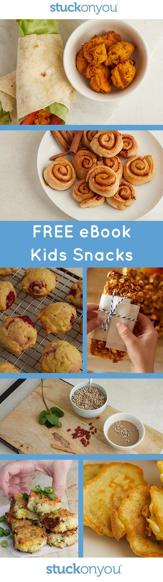 Get our FREE Kids Snacks eBook with sweet and savoury recipes that are perfect for kids lunchboxes or straight after school.  They tick all the boxes - easy, cheap, healthy, freezer-friendly and most importantly KID-FRIENDLY!