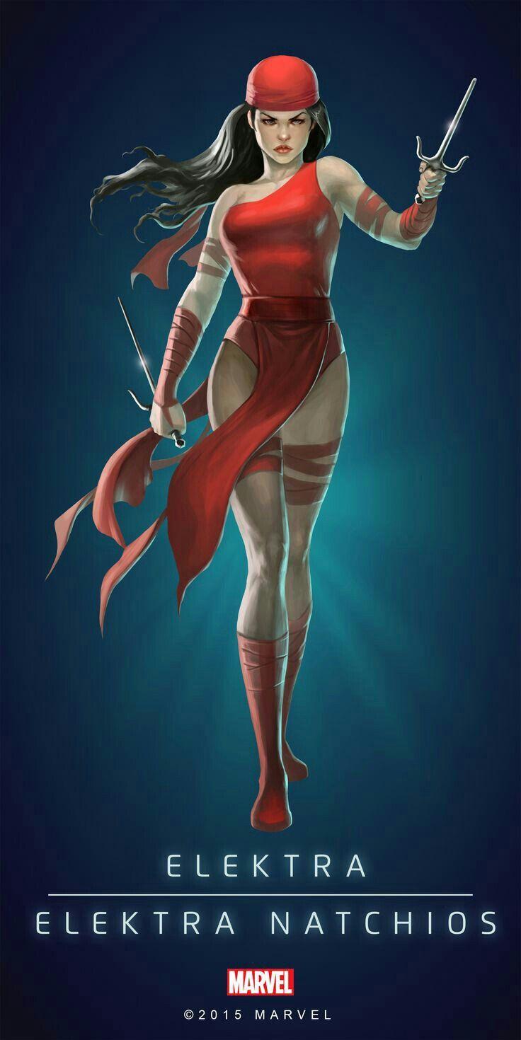 Elektra Elektra Natchios