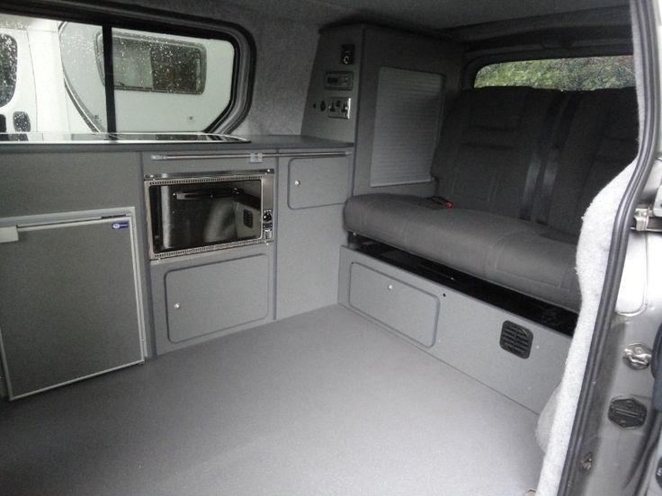 Hyundai ILoad 2 Berth Van Conversion Image 4