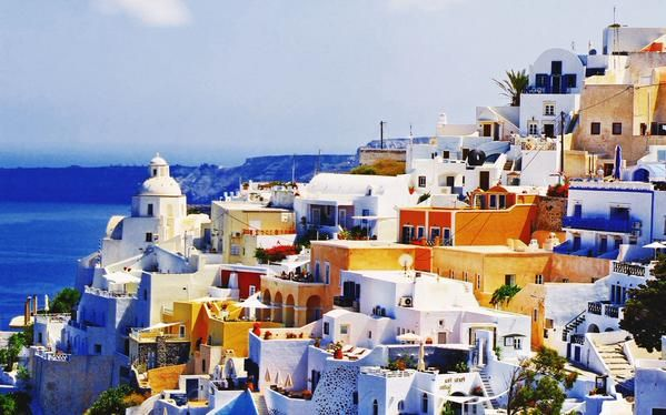 Oh so beautiful Agia Pelagia, Crete @Renia_Hotel 8 jul.