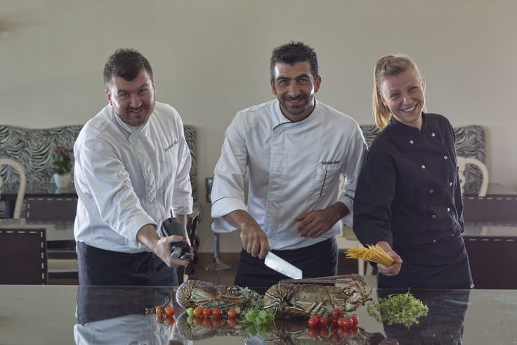 Our team #restaurant #Elounda