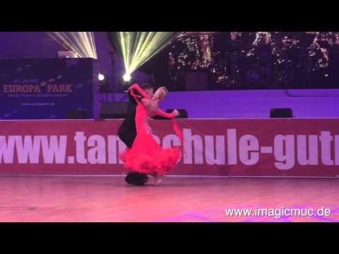 Dmitry Zharkov & Olga Kulikova • Slow Fox • Euro Dance Festival 2016